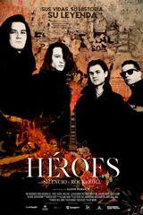 Héroes: Silencio y Rock&Roll