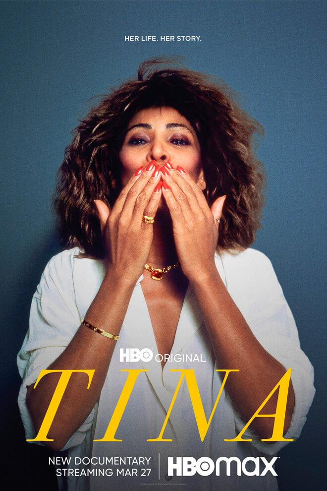 Poster del Documental: Tina (2021)