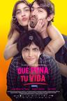 Qué Pena tu Vida (2016)