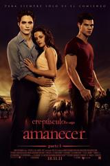 Crepúsculo la Saga: Amanecer – Parte 1