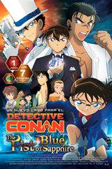 Detective Conan. The Fist of Blue Sapphire