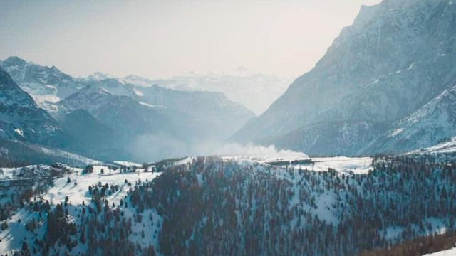 En Las Montañas