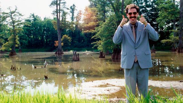 En un Pantano