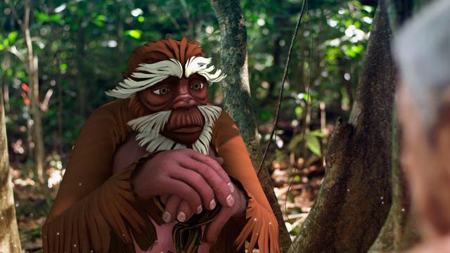 El Mono Sabio de la Selva