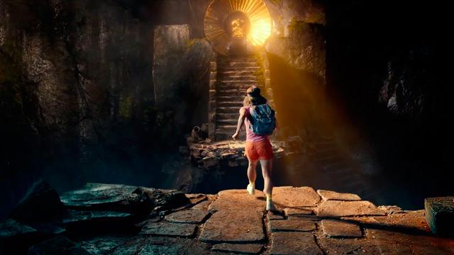 Corriendo por las Ruinas