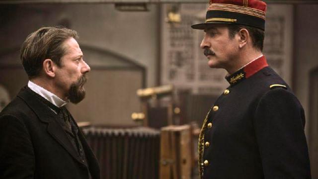 Conversando con el General Boisdeffre
