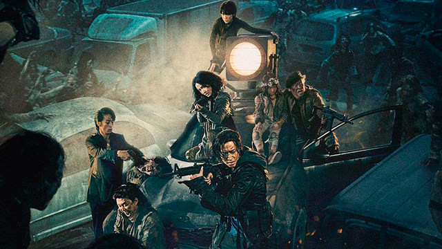 Rodeados por Zombies
