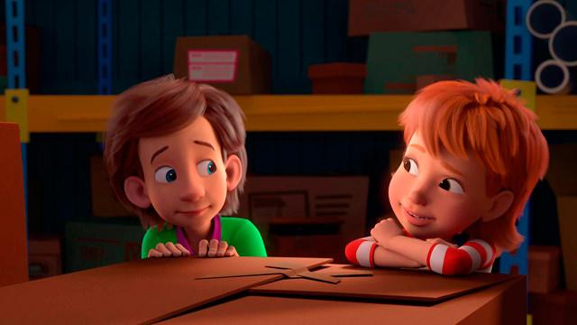 Tom y Katia