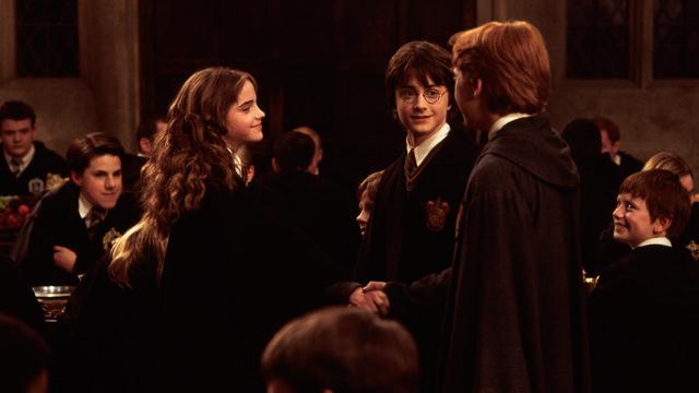 En Hogwarts