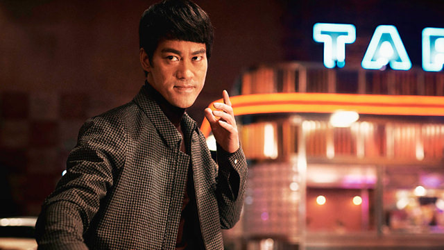 Ip Man pelea con el maestro Wan Zhong-hua