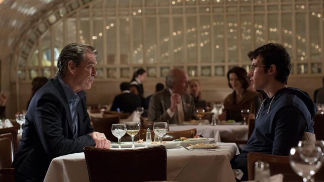 Cenando con su Padre