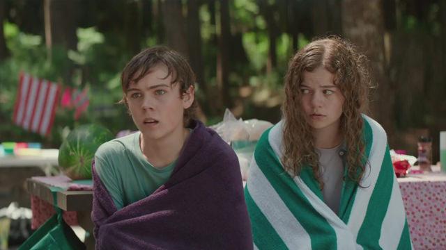 Josh y Kate