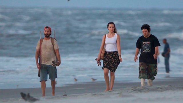 Caminando por una Playa