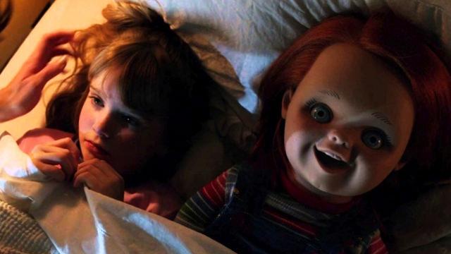 Durmiendo con Chucky