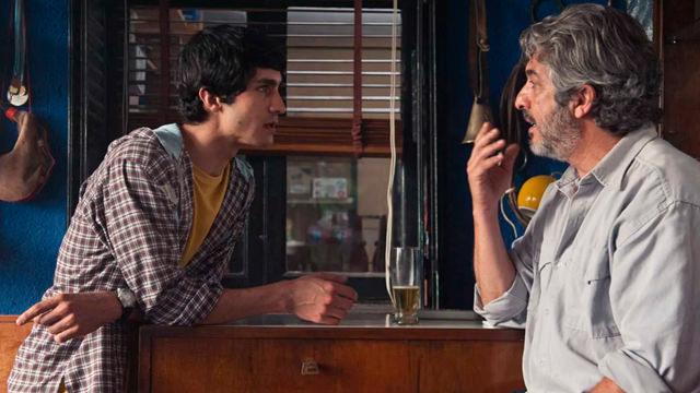 Conversa con Fermín