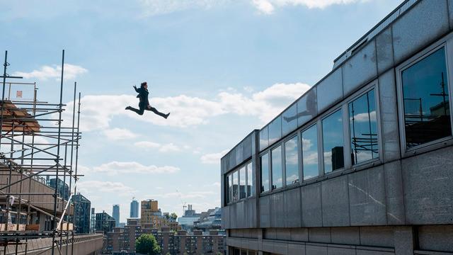 Salta por los Edificios