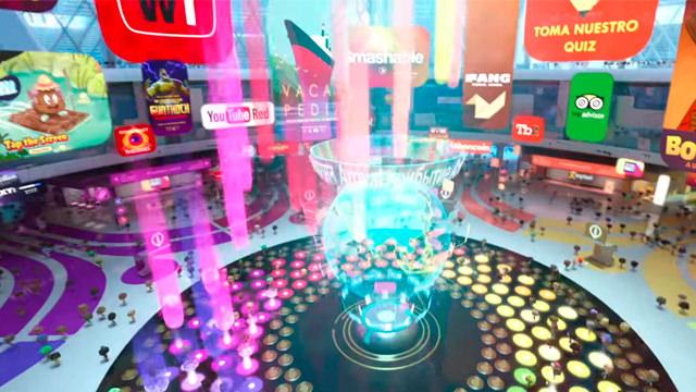 Imagenes De La Pel 237 Cula Ralph Breaks The Internet Wreck