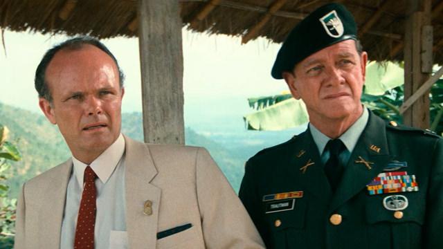El Coronel Sam y Robert Griggs
