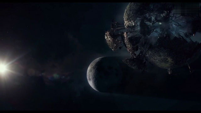 Un Planeta Acercándose