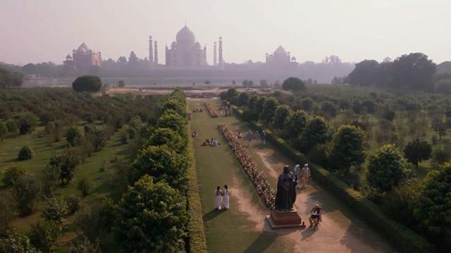 En la India