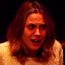 Iris Avalee en el papel de Hadlee