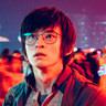 Zijian Dong en el papel de Kongwen Lu
