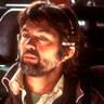 Tom Skerritt en el papel de Dallas