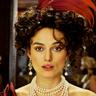 Keira Knightley en el papel de Anna Karenina