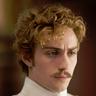 Aaron Taylor-Johnson en el papel de Alexi Vronsky