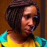Lena Waithe en el papel de Brook-Lynne
