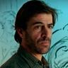 Gonzalo Delgado en el papel de Javier Belmonte