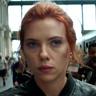 Scarlett Johansson en el papel de Natasha Romanoff / Black Widow