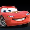 Owen Wilson en el papel de Lightning McQueen / Rayo MacQueen