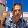 Gregorio Pernía en el papel de Ethan