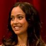 Maya Zapata en el papel de Francisca