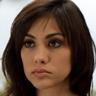 Diana García en el papel de Catalina