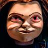 Mark Hamill en el papel de Chucky (voz)