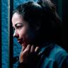 Lizzy Auna en el papel de Berenice