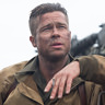 Brad Pitt en el papel de Don 'Wardaddy' Collier