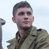 Logan Lerman en el papel de Norman Ellison