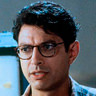 Jeff Goldblum en el papel de David Levinson