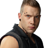 Jai Courtney en el papel de Eric