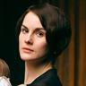 Michelle Dockery en el papel de Lady Mary Talbot