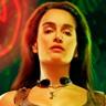 Ana de la Reguera en el papel de María Cruz