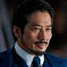 Hiroyuki Sanada en el papel de Bly Tanaka