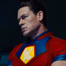 John Cena en el papel de Peacemaker