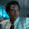 Viola Davis en el papel de Amanda Waller