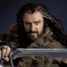 Richard Armitage en el papel de Thorin Oakenshield