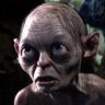 Andy Serkis en el papel de Gollum