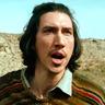 Adam Driver en el papel de Toby Grisoni